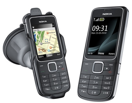 Nokia 2710 Navigation Edition Affordable GPS Phone
