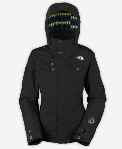 North Face Femphonic Audio Jacket