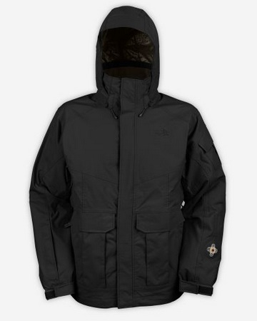 North Face Hustle audio jacket