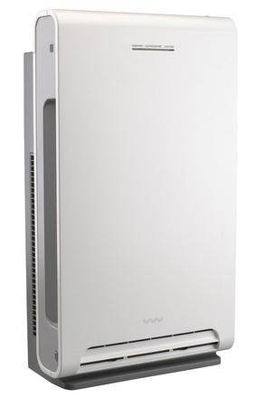 Sanyo Air Washer Plus home-use air purification system