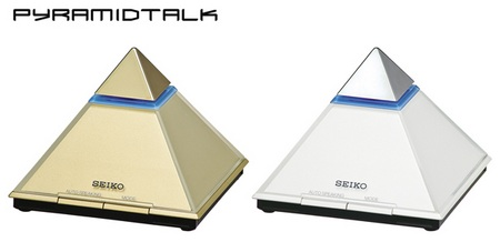Seiko PyramidTalk DA205
