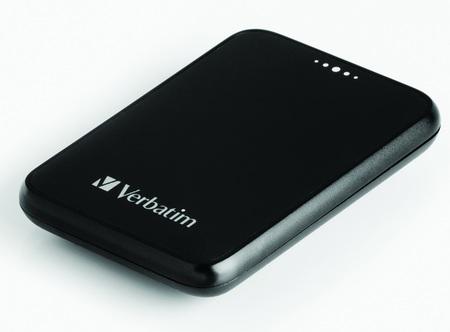 Verbatim Pocket Drive 1.8-inch Portable Hard Drive