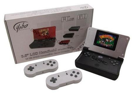 Yobo FC-16 Go Portable SNES Gaming System