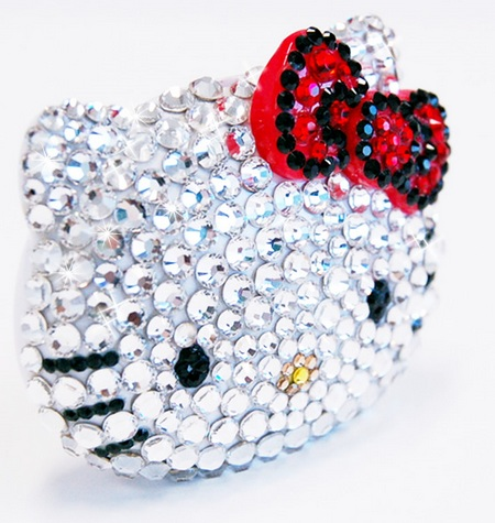 iRiver Hello Kitty Music Player CRYSTAL 1