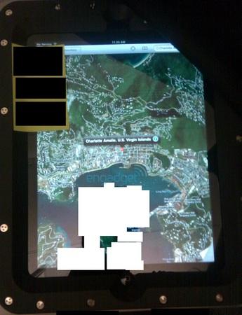 Apple Tablet leaked photo
