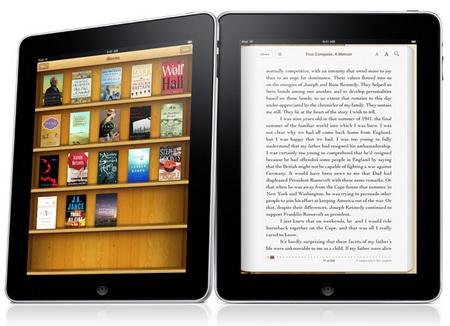 Apple iPad Tablet Device ibook