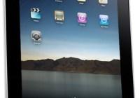 Apple iPad Tablet Device