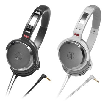 Audio Technica Solid Bass ATH-WS50 Closed Type Headphones