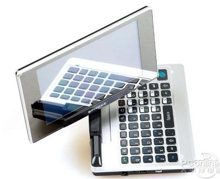 BPhone 5-inch Tablet Phone swivel display