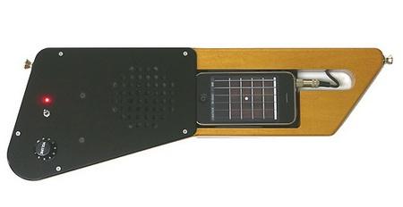 Bird-Electron EZISON 100 iPhone Guitar