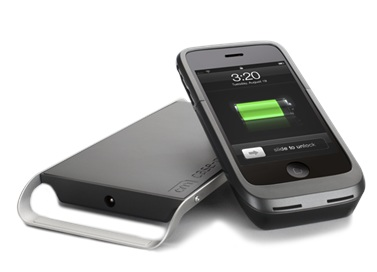 Case-Mate iPhone 3G/3GS Hug Wireless Charging Pad and Case