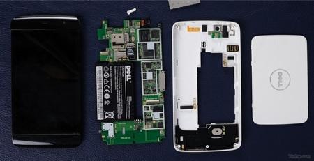 Dell Mini 5 Disassembled