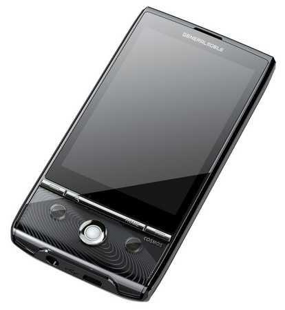 General Mobile Cosmos Android 2.0 Smartphone