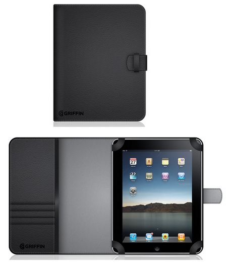 Griffin Elan Passport Folio case for ipad
