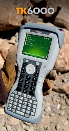 Juniper Systems TK6000 Ultra-rugged Handheld Computer