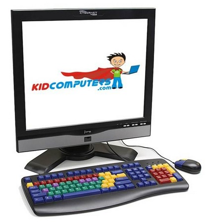 Kid Computers Kids CyberNet Station All-in-One PC