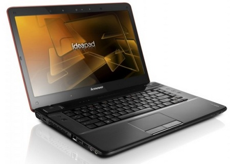Lenovo IdeaPad Y460 and Y560 Notebooks powered by Core i7, i5, i3 Processors