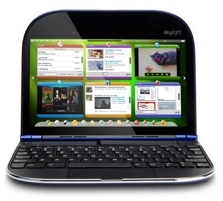 Lenovo Skylight ARM SnapDragon-powered Smartbook front