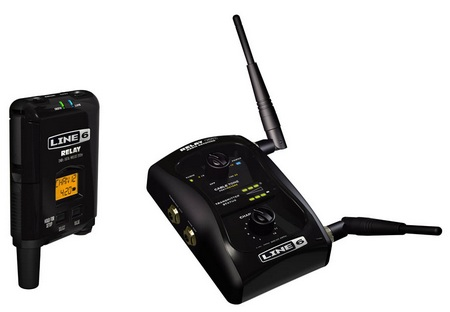Line 6 Relay G50 Digital Guitar Wireless System