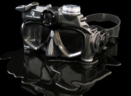 Liquid Image Scuba Series HD322 Wide Angle Camera Mask