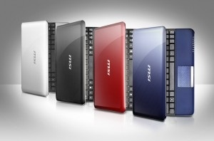 MSI Wind U135 Netbook