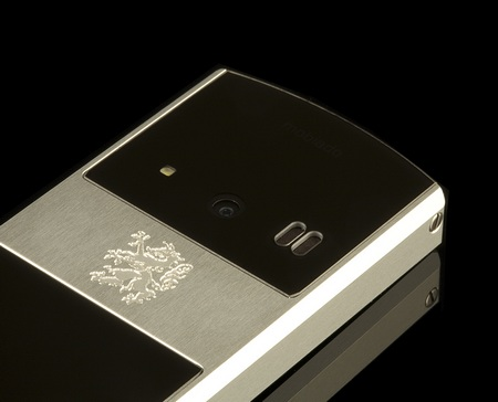 Mobiado Classic 712ZAF Luxury Phone back