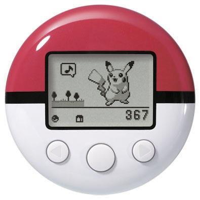 Nintendo Pokewalker accessory