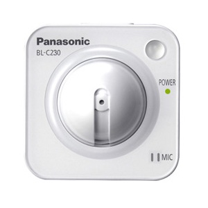 Panasonic BL-C210 and BL-C230 IP Network Cameras