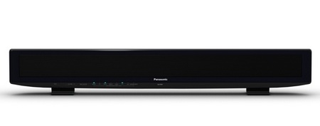 Panasonic SC-HTB1 Slim Soundbar System with integrated subwoofer