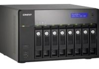 QNAP TS-859 Pro Atom D510 Turbo NAS Devices