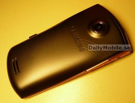 Samsung GT-S5620 Monte TouchWiz phone back