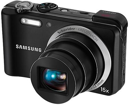 Samsung HZ35W and HZ30W 15X Zoom Cameras