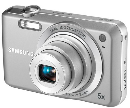 Samsung SL600 digital camera