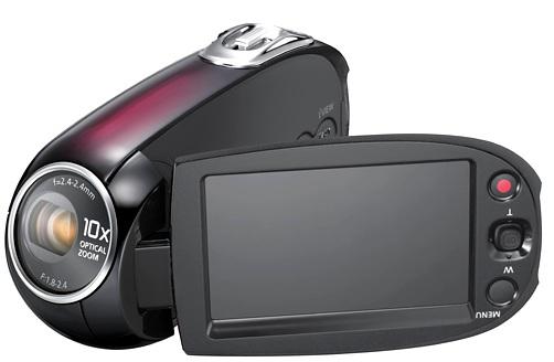 Samsung SMX-C20, SMX-C24 digital camcorder
