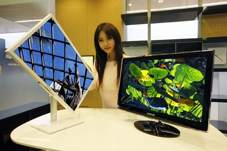 Samsung SyncMaster F2370H and F2380MX LCD with Highest Contrast Ratio