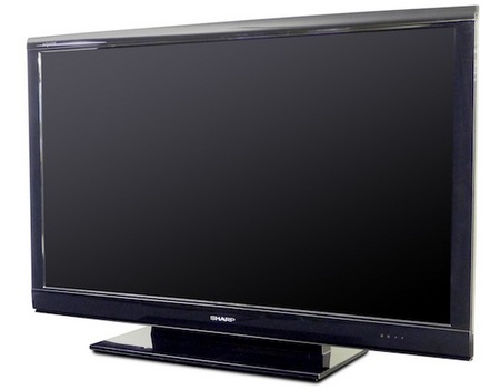 Sharp AQUOS D78 and D68 Affordable LCD HDTVs