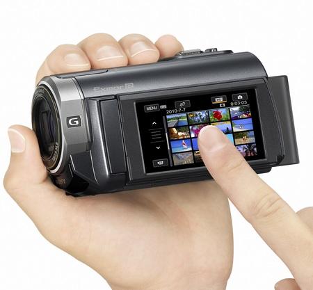 Sony Handycam HDR-XR350V Full HD Camcorder