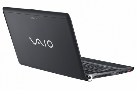 Sony VAIO Y CULV Notebook back