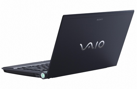 Sony VAIO Z Series back