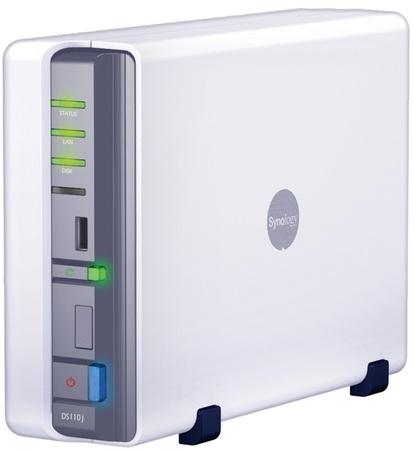 Synology DiskStation DS110j NAS