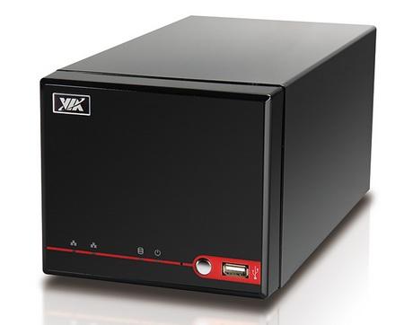VIA M'SERV S2100 64-bit Mini Server