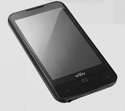 Viliv P3 PMP with Android/WinCE Dual booting