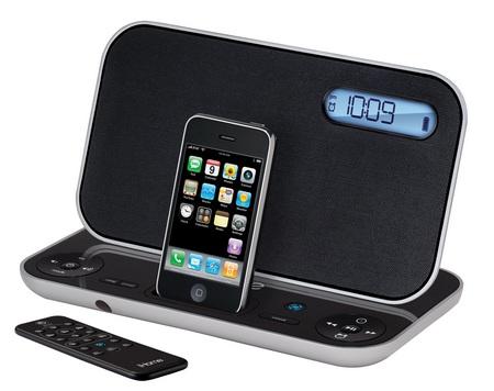 ihome iP49 iPod iPhone speaker dock
