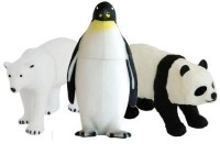 Active Media TRIO USB 3-Pack Endangered Species USB Flash Drive