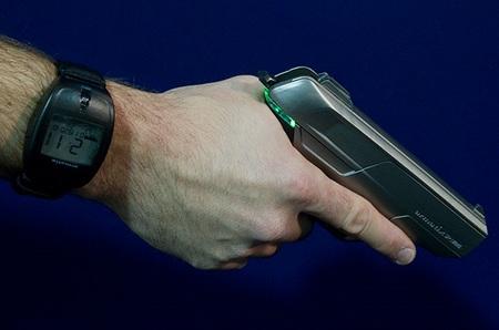 Armatix Pistol Wristwatch combo