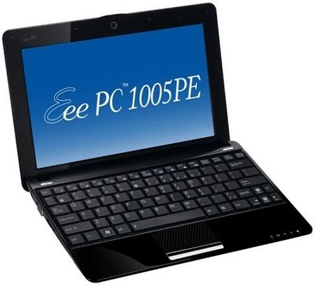 Asus Eee PC Seashell 1005PE Netbook