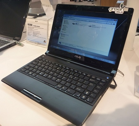 Asus UL80JT Notebook with Switchable Graphics