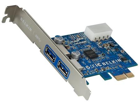 Belkin SuperSpeed USB 3.0 PCIe Add-In Card