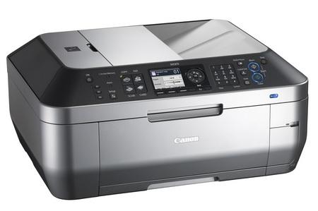 Canon PIXMA MX870 Wireless All-in-one Printer angle