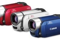 Canon VIXIA FS300 Digital Camcorder
